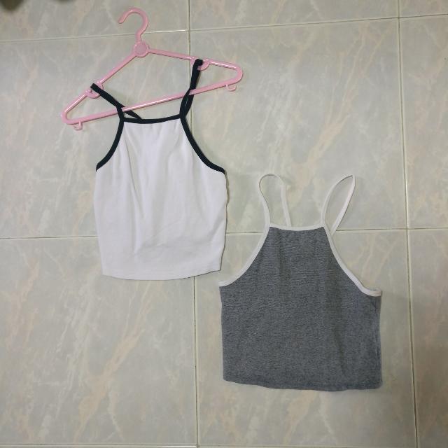 Zara strapped tops