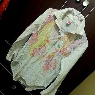 純棉材質上衣