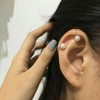 Simple Ear Clip - Anting Sederhana