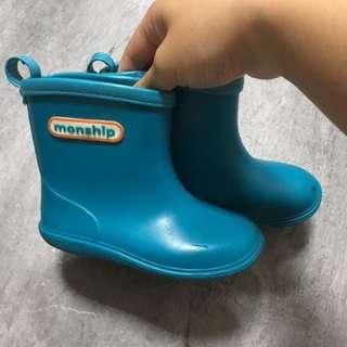 日本monship雨鞋