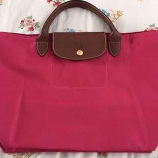 Authentic Longchamp Le Pilage Bag