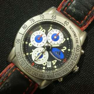 ADIDAS 石英計時錶
