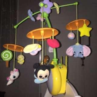 Tomy Disney Musical N Lamp for baby box