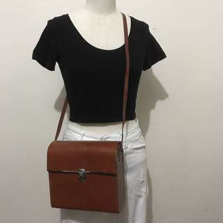 Vintage Handbag - Made In Japan