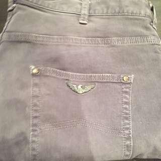 Grey Armani Jeans jeans