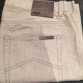 Armani Exchange Jeans (Beige/stone)
