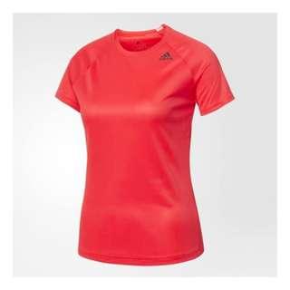 Adidas T-shirt (coral/pink)