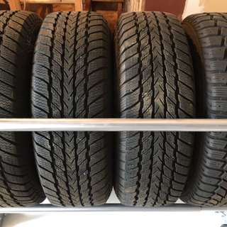Winter Tires 195/70 R14