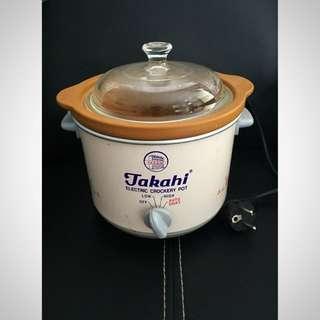 Takahi Slow Cooker 1,2L