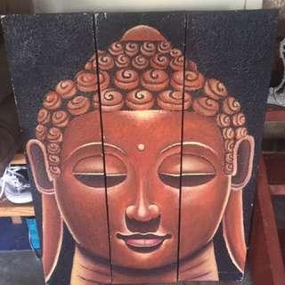 Buddha Canvas Artwork