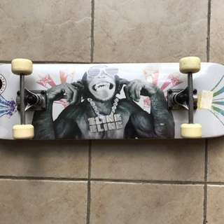 Chimp Skate Board