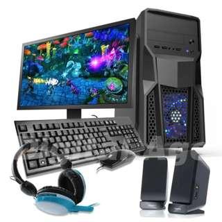 Nighthawk Basic Gaming PC Package  (COD)
