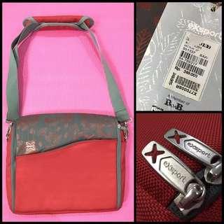 ExSport Medium Laptop Bag (tas Laptop Branded)