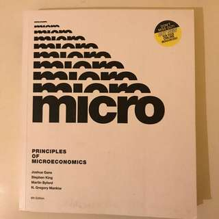 Principles Of Microeconomics (6th Edition) Textbook