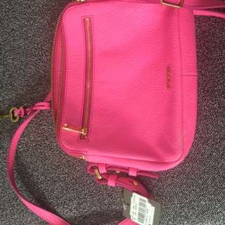 Fossil Piper Neon Pink Original With Deffect