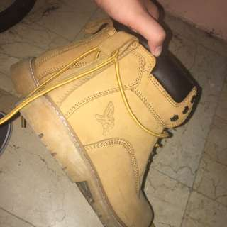 Princ etown Steel Toe Safety Shoes