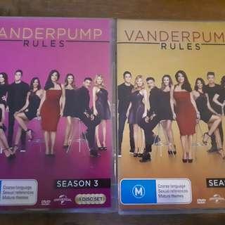 Vander pump rules
