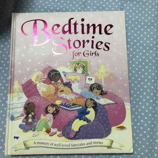 Bedtime Stories For Girls