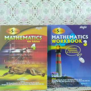 Shinglee Math Book 6th edition