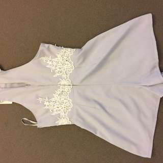 Playsuit New With Tags