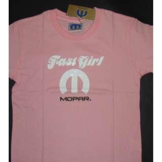 BNWT Mopar Girl's Top Size 10