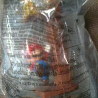 Super Mario Mc Donald Toys