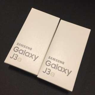 Brand New Samsung J3