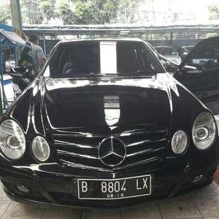 Diskon Promo Menarik Mercedes Benz E200 K
