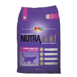 NutraGold – Finicky Adult Cat (DRY CAT FOOD)