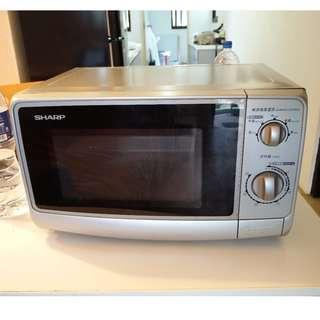 Sharp Mircrowave Oven 800W