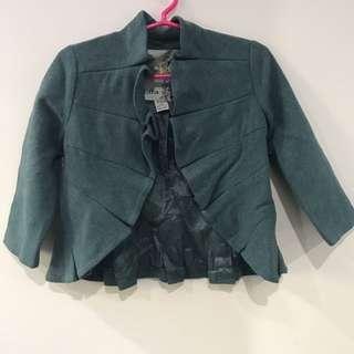 ANTHROPOLOGIE Jacket Size 0