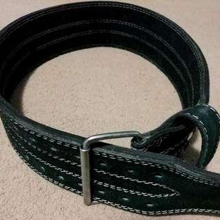Weightlifting Prong Belt