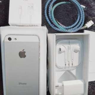 Iphone 5 (64GB) Silver