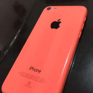 Iphone 5c | Pink | 16gb