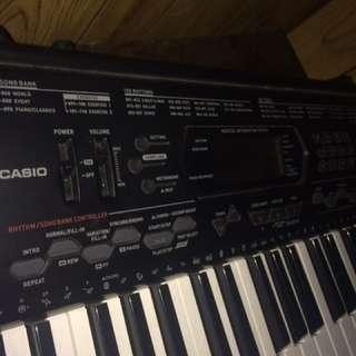 Casio Keboard/Piano