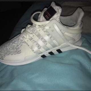 Adidas Eqt Adv White/Black