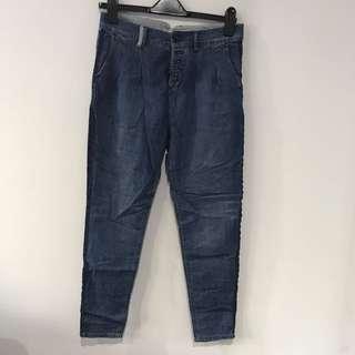 Free People Denim Jeans Size 24