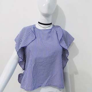 NEW! Ruffle Top