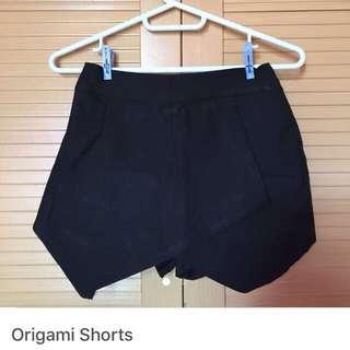 Origami Skort