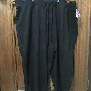 Black Legging Pants (Extra Big Size)
