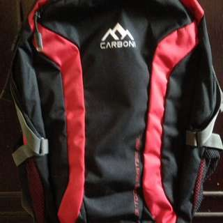 Back Pack Carboni Outdoor