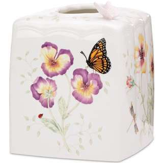 Butterfly Meadow® Tissue Holder by Lenox 773909