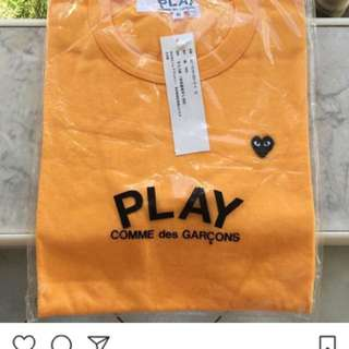 CDG Play tshirt