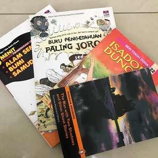 Komik & Bacaan Anak