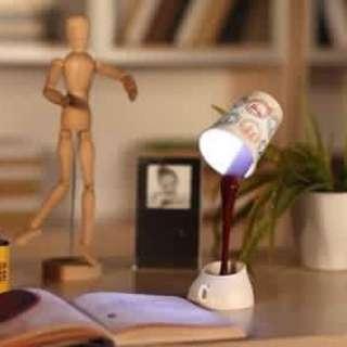Coffee Lamp
