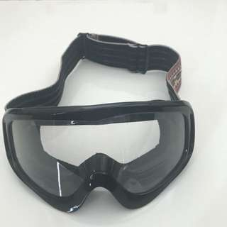 Goggles For Open Face Helmet