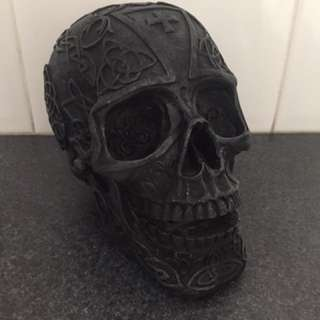 Skull Money Box