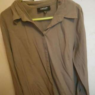 Women's Light Brown Shirt