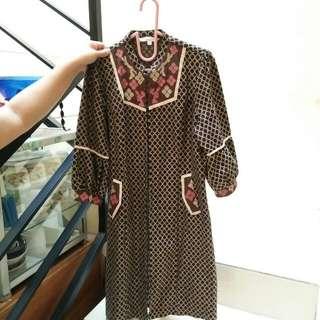 Baju Dress Carrie B