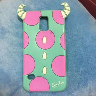 Monster Inc. 's Sulley Samsung S5 silicone case